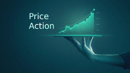 Como negociar usando Price Action in Olymp Trade
