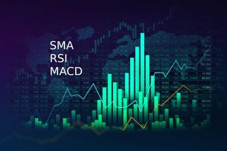 Como conectar o SMA, o RSI e o MACD para uma estratégia de negociação bem-sucedida no Olymp Trade