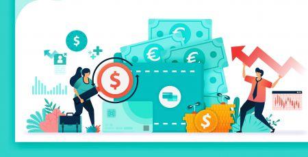 Como depositar dinheiro no Olymp Trade