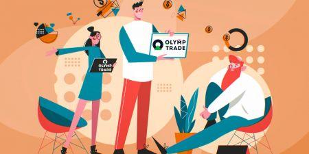 Como negociar e sacar dinheiro do Olymp Trade