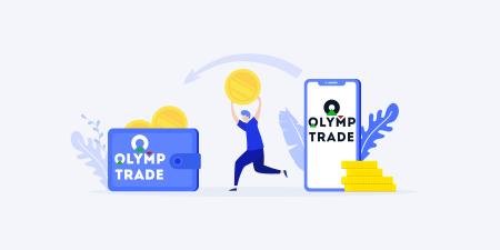 Como acelerar suas retiradas no Olymp Trade