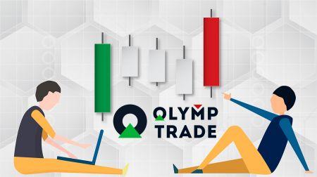 Como negociar Forex na Olymp Trade
