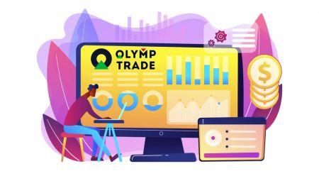 Como negociar na Olymp Trade para iniciantes