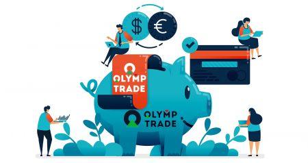 Como se inscrever e depositar dinheiro na Olymp Trade