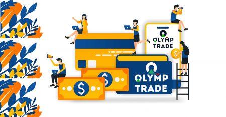 Como abrir uma conta e sacar dinheiro no Olymp Trade